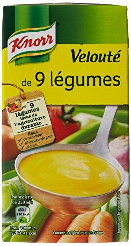 soupe legumes carrefour