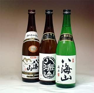 八海山 本醸造・吟醸・純米吟醸 720ml のみ比べセット