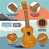Immagine 1 mahalo kahiko ukulele colore naturale