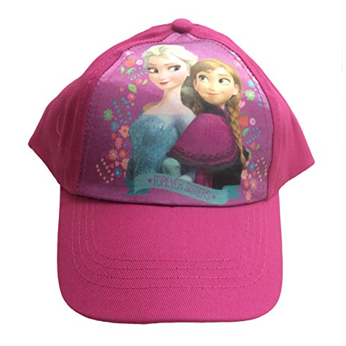 Disney Frozen Anna & Elsa Kinder Cap