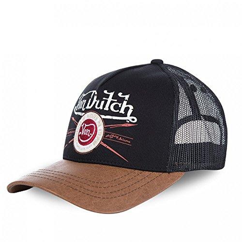 Von Dutch Taille Unique casquettes pin noir