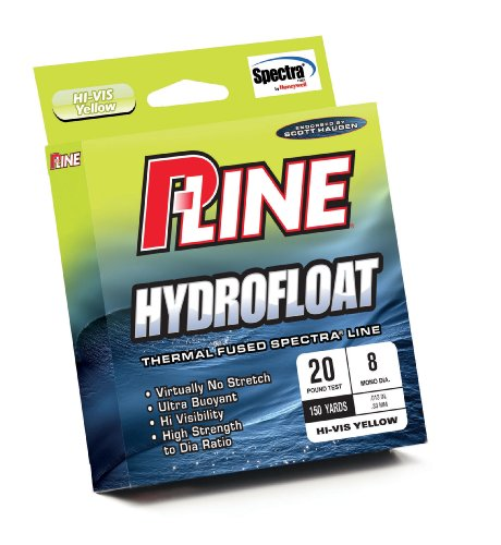 P-Line Hydrofloat Floating Line Filler Fishing Spool (150-Yard, 20-Pound)