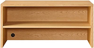 無印良品 スタッキングキャビネット・幅82.5cm・追加セット・オーク材 幅82.5×奥行39.5×高さ40cm 38917915