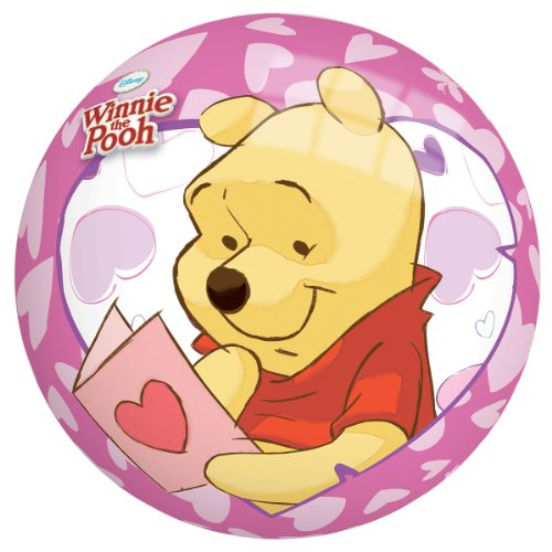 JOHN GMBH Ball Winnie The Pooh 5 13 cm 4006149505501