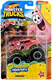 Hot Wheels Monster Trucks Spongebob Squarepants Giant Wheels 1:64th Scale 2020 Collection (Patrick)