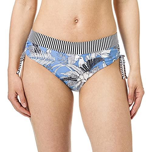 Esprit Bodywear 041EF1A309 Bragas de Bikini, 430/Azul, 40 para Mujer