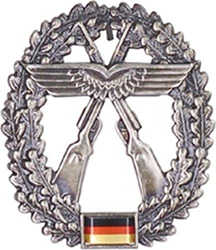 BW Barettabzeichen Bundeswehr, verschiedene Truppengattungen Einheitsgröße,Luftwaffensicherung