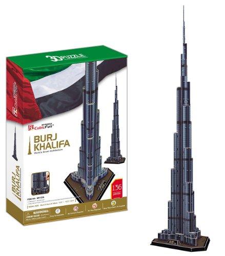 3D stereoscopic Pazuruburuju Khalifa BIG size (japan import)
