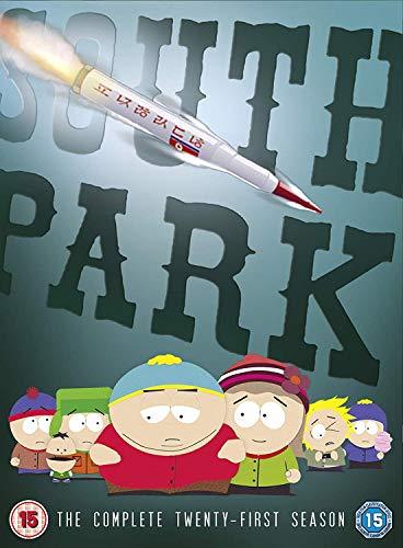 South Park: Season 21 Set (3 Dvd)...