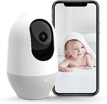 Nooie 1080P 360-degree Wireless IP Camera