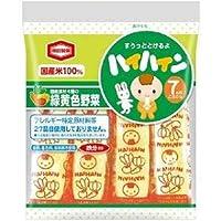 亀田製菓 野菜ハイハイン53g