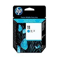 (まとめ) HP11 プリントヘッド シアン C4811A 1個 【×3セット】 ds-1578384