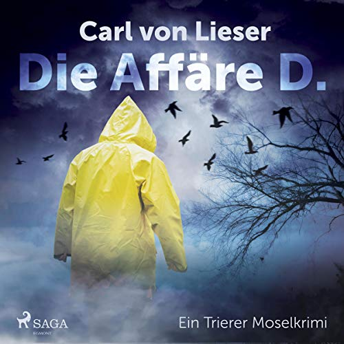Die Affäre D. Ein Trierer Moselkrimi Titelbild