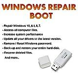 Réparation et récupération Windows 10 / 8.1 / 8/7 32 Go USB Bootable