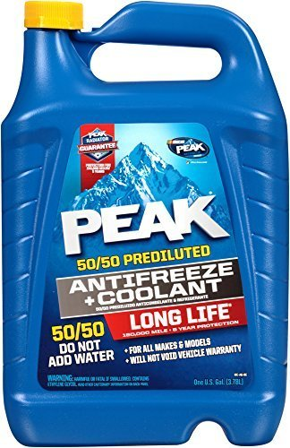 PEAK PRAB53-3PK Long Life Anti-Freeze, 1 Gallon, 3 Pack