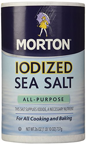 Morton Salt Company Iodized Salt