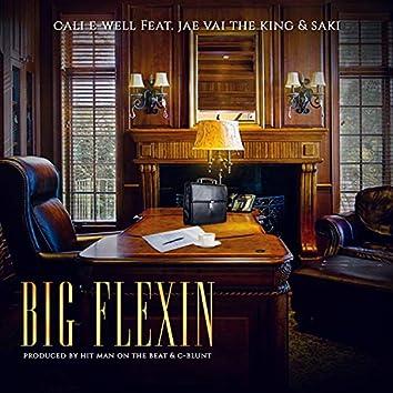 Big Flexin' (feat. Jae Vai the King & Saki)
