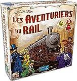 Les aventuriers du rail USA - Asmodee - Jeux de plateau -...