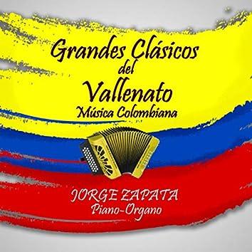 Grandes Clásicos del Vallenato Música Colombiana (Intrumental)