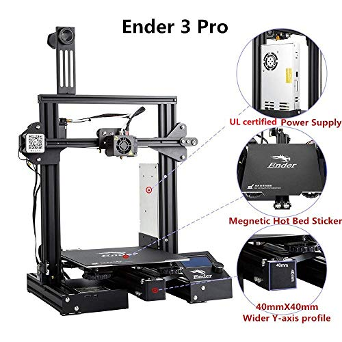 Creality 3D – Ender-3 Pro - 2