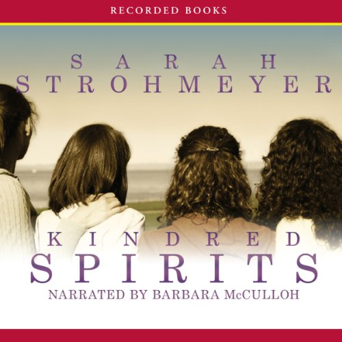 Kindred Spirits audiobook cover art