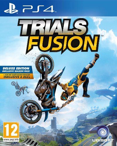 Trials Fusion Deluxe Edition [AT - PEGI] - [PlayStation 4]