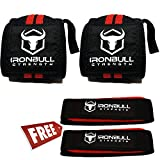 Iron Bull Strength Wrist Wraps &...