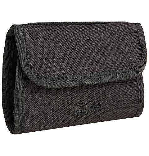 Brandit Wallet Two Black Gr. OS