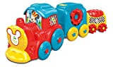 Clementoni Disney Baby Activity Train, 10+ Mesi, Multicolore, 17168