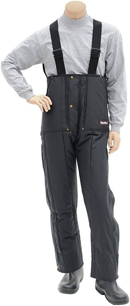 RefrigiWear Iron-Tuff Insulated Low Bib Extreme Co -50F New popularity Overalls Discount mail order