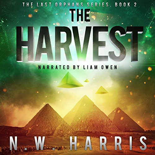 Couverture de The Harvest