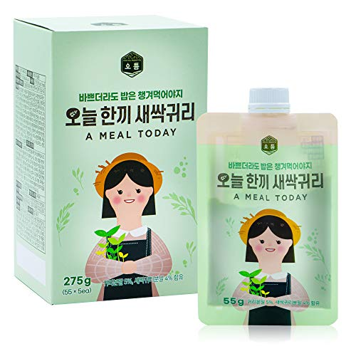 Wheat Sprout Oatmeal Powder Shake [ Korean Foods ]...