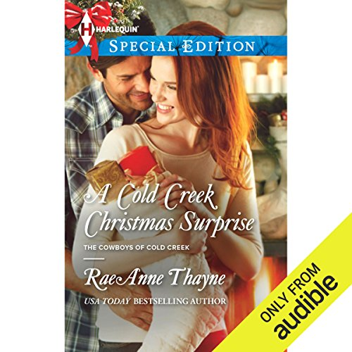 A Cold Creek Christmas Surprise audiobook cover art
