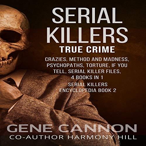 Serial Killers True Crime Titelbild