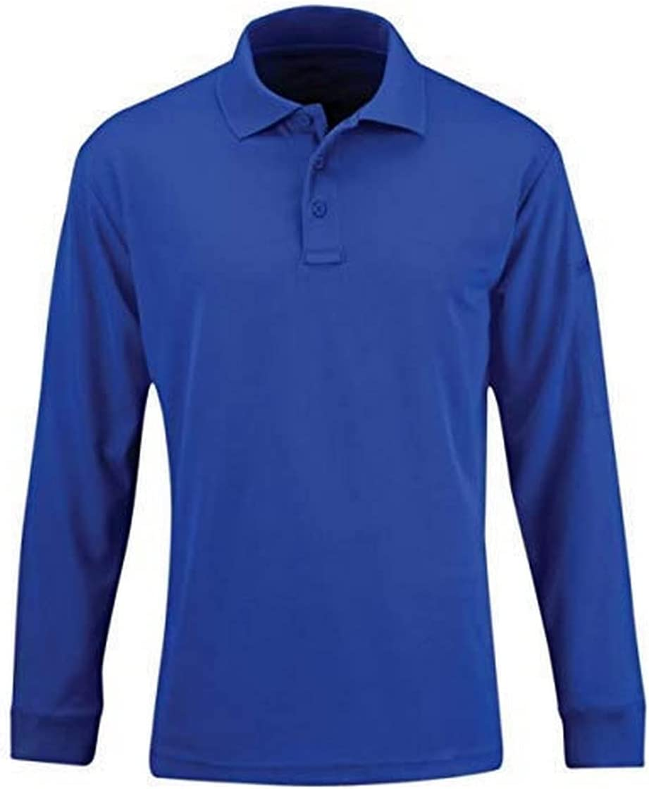 Discount is also underway Propper Men's New Free Shipping Long Polo Sleeve Uniform