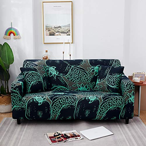 Fundas de sofá elásticas para Sala de Estar Funda elástica Funda de sofá seccional Funda de sillón en Forma de L A26 4 plazas