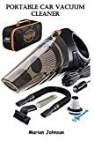 Portable Car Vacuum Cleaner: High Power Corded...