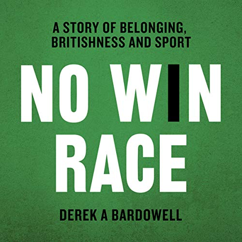 No Win Race audiobook cover art