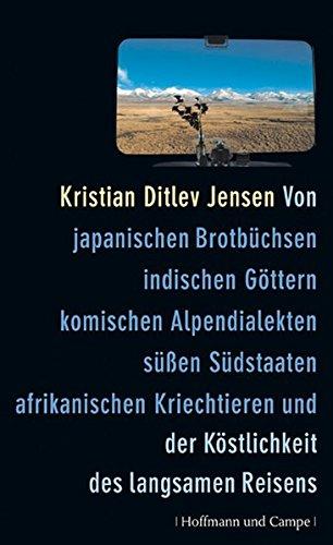Von japanischen Brotbüchsen, indischen Göttern, komischen Alpendialekten ...