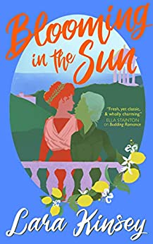 Blooming in the Sun: A Historical Short (Nicolette & Dorothea Book 2) by [Lara Kinsey]