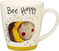 bee china mug