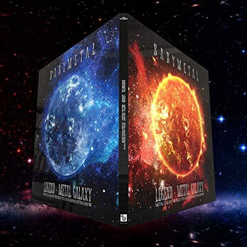 【Amazon.co.jp限定】「LEGEND - METAL GALAXY (METAL GALAXY WORLD TOUR IN JAPAN EXTRA SHOW)」[Blu-ray] (初回盤) 【早期予約特典;「LEGEND METAL GALAXY 」B3ポスター※2020/8/5 23:59 までのご予約対象+「LEGEND METAL GALAXY 」チケットホルダー付き】