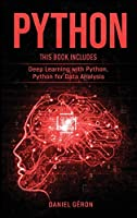 Python: 2 Manuscript: Deep Learning with Python, Python for Data Analysis