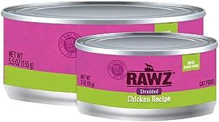 Rawz Shredded Meat Canned Cat Food