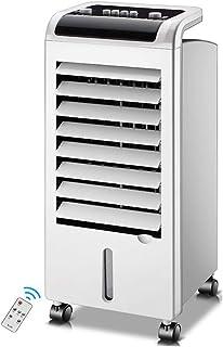 WENYAO Refrigerador de Aire doméstico Control Remoto Aire Acondicionado Ventilador Bajo Consumo de energía