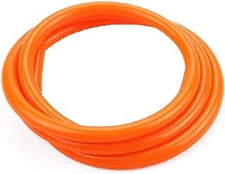 GOOFIT Orange Tubing Carburetor Fuel Tube Petrol Hose Vent Line for ATV Dirt Bike Go Kart Moped Pocket Bike