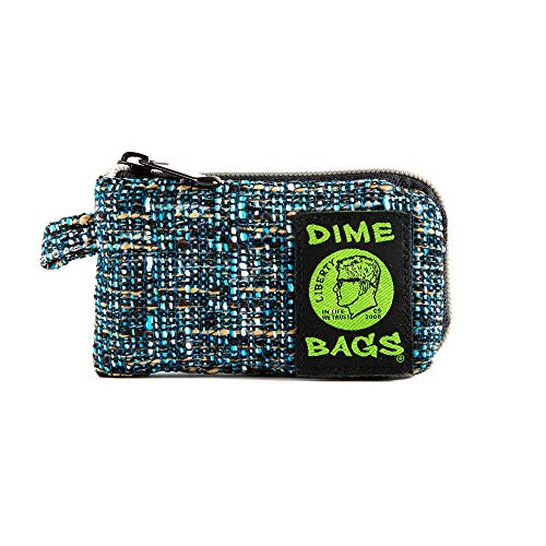 Padded Pouch - Soft Interior with Secure Heavy-Duty Zipper (Glass, 5-Inch)