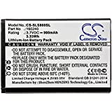 CS Cameron Sino 900mAh Li-ionr Replacement Battery for Steelseries, H Wireless Gaming-Headset,61298RX,Siberia 800,Siberia 840,Arctis Pro Wireless, Compatible Part NO 160240
