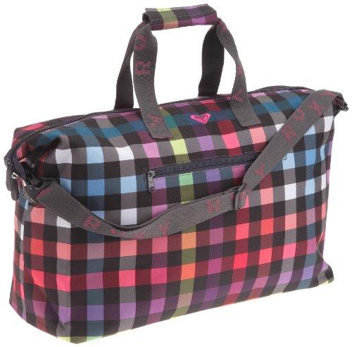 Roxy Bolsa de Viaje, Gris Oscuro (Multicolor) - XKWBA061