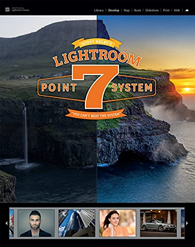 Scott Kelby's Lightroom 7-Point System (English Edition)
